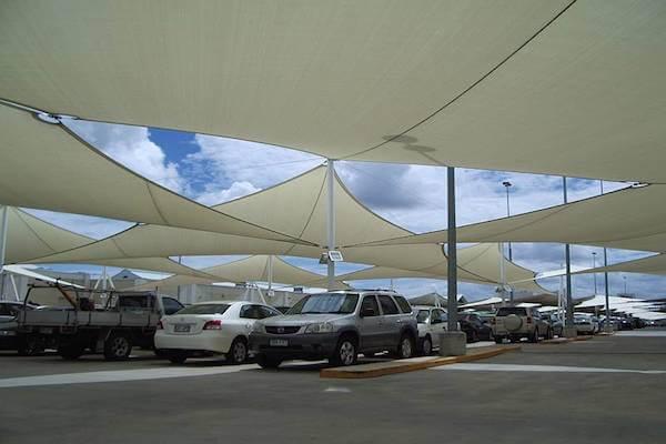 Voile d 39 ombrage l la protection solaire les voiles d 39 ombrage suiss - Prix voile d ombrage ...