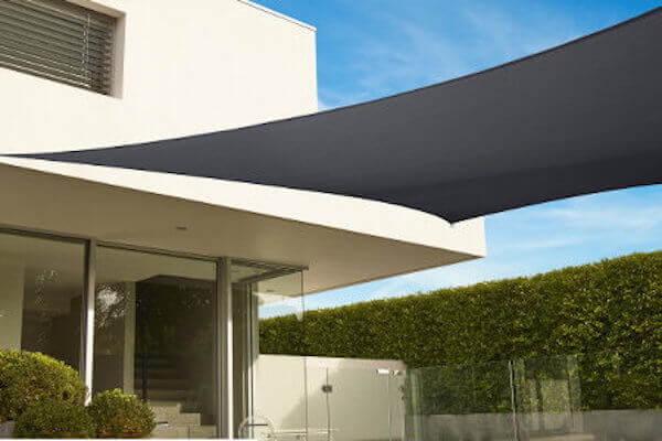 CCOMREC35, protection solaire - voile d