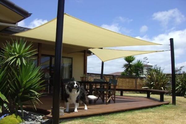 CEVERSQ360, protection solaire - shade sail