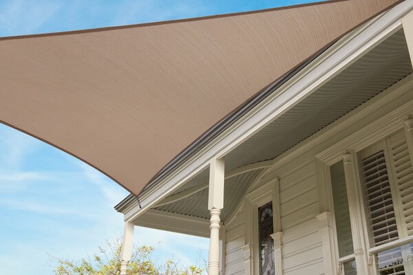 CEVERTR300, protection solaire - shade sail