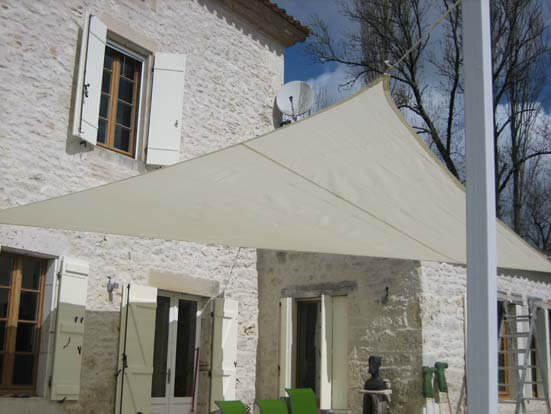 shade sail - protection uv-in5